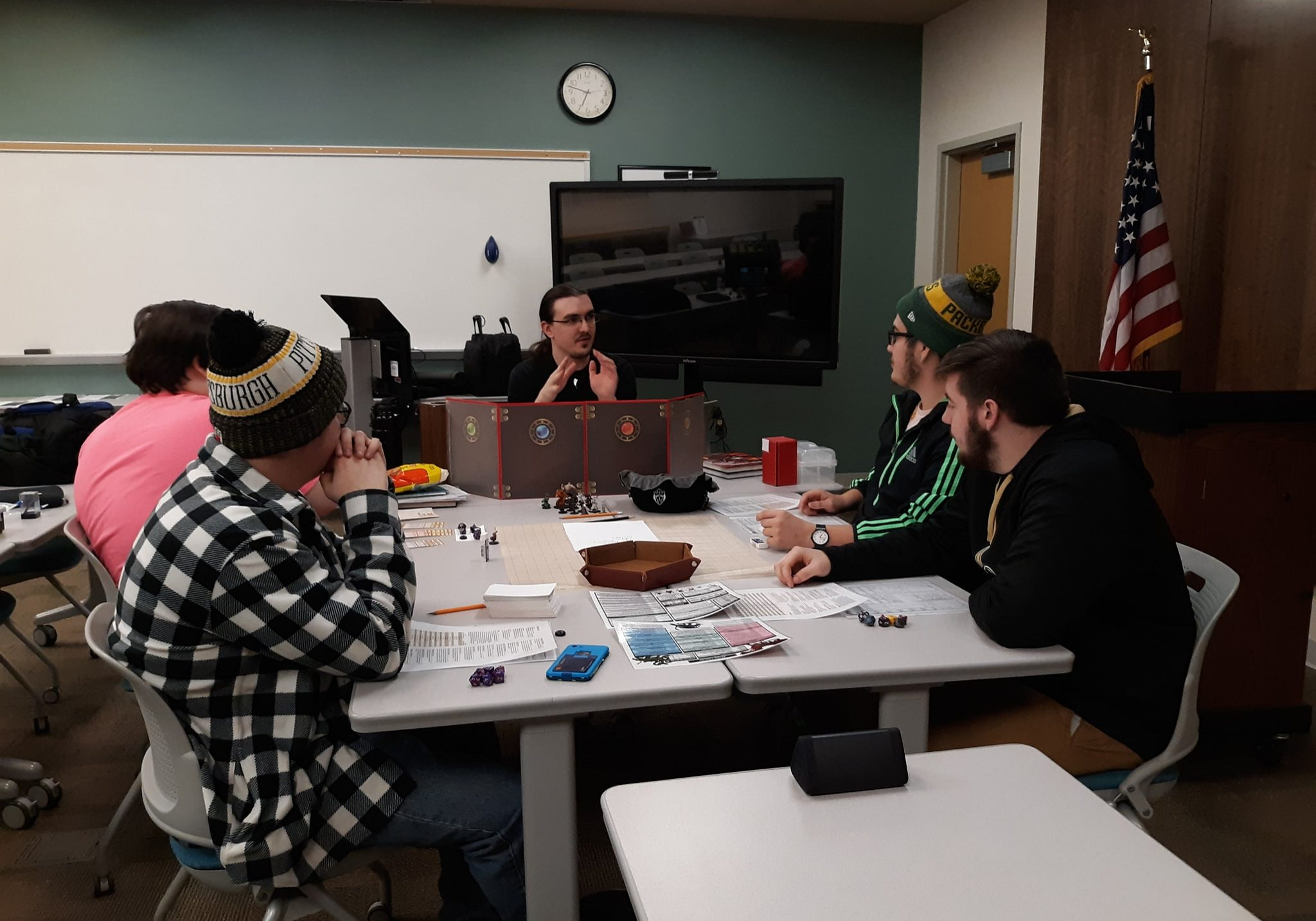 image of gamers guild meeting